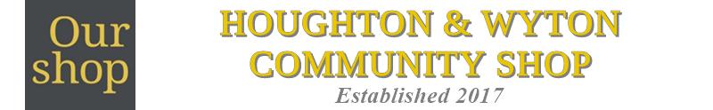 Houghton & Wyton Community Shop